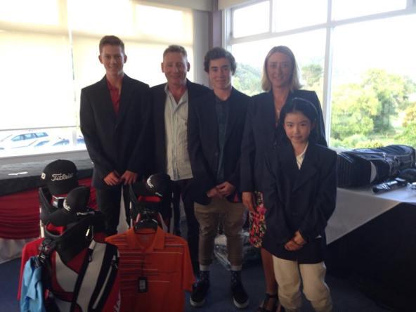 2014 Te Marua Masters Champions